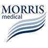 Morris Medical - Compression stockings and  Logo